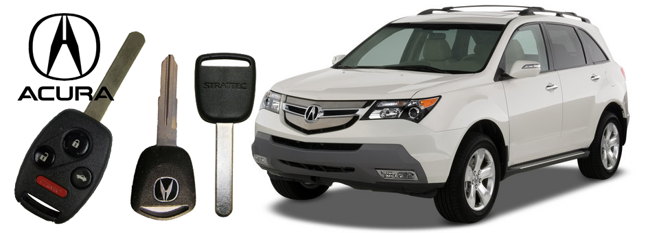 Acura Smart Remote Key - Acura replacement key