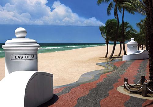 Las Olas Hollywood Beach The Best Beaches In World